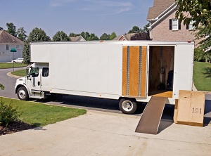 Moving Truck - local move